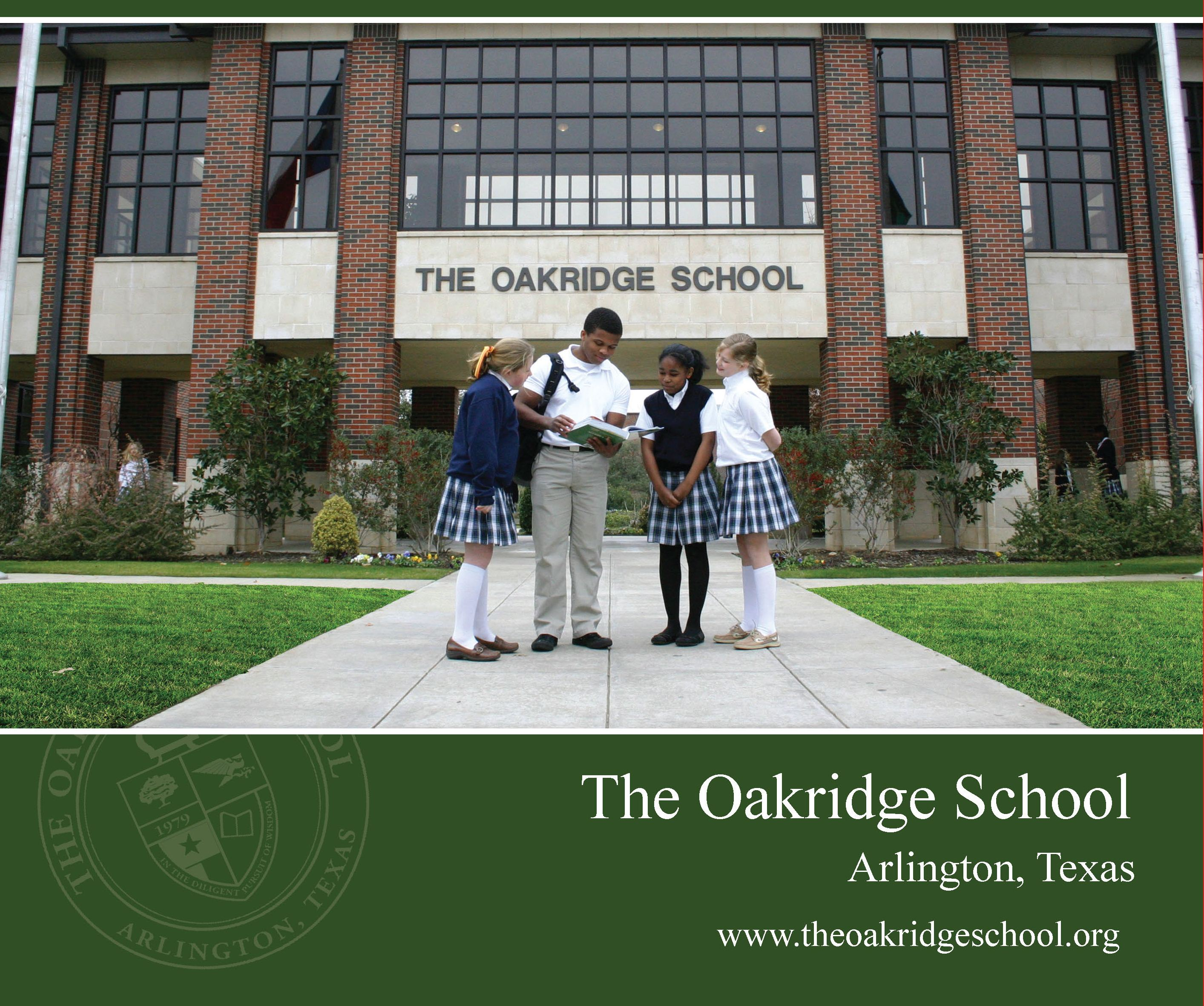 The oakridge school application information contact the admissions office to arrange a visit date aiddatafo Choice Image