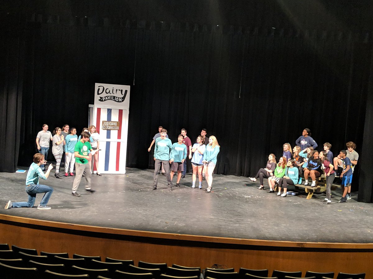The Oakridge School presents Rodgers and Hammerstein's